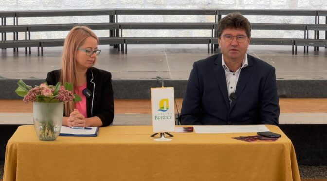 Ob začetku prazničnega meseca, župan Občine Brežice o dosežkih in presežkih